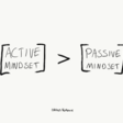 The Active Mindset: A Sure Way To Avoid All Boredom With Life - Darius Foroux
