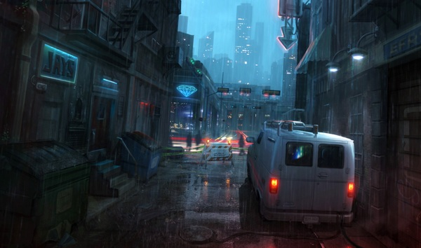 Concept Art From Nerve Software