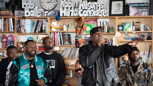 Wu-Tang Clan: Tiny Desk Concert : NPR