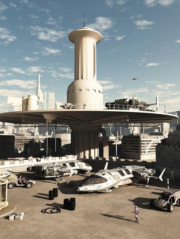Spaceports Represent Latest NewSpace Building Boom - Nanalyze