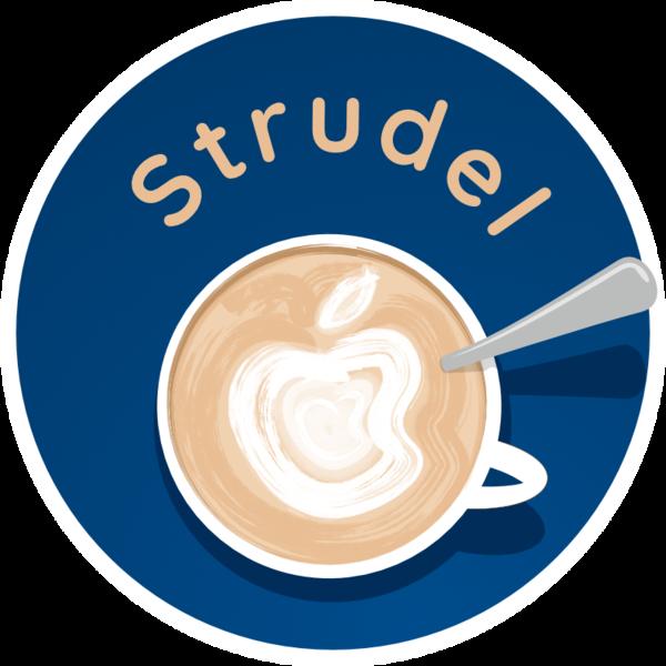 Nové logo Strudelu. Jak se vám líbí? 😇