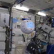 The debut of a new ISS AI robot 'crew member' went exactly how you'd think