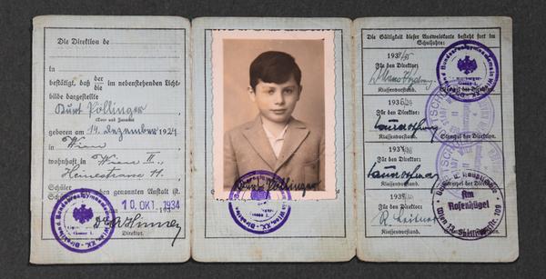 Wie ein jüdischer Jugendlicher alleine in Nazi-Wien überlebte