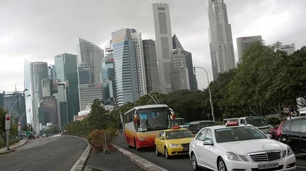 Obergrenze erreicht: Singapur lässt keine Neuzulassungen mehr zu
