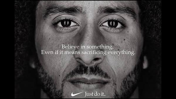 Warum Nikes Kaepernick-Kampagne bei anderen Unternehmen scheitern würde