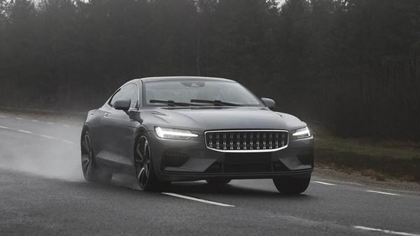Pas op Tesla: Polestar 1 komt eraan en schittert in test-video