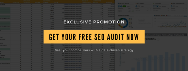 Grow your inbound traffic in 2019 with your free SEO audit by Bourbon Creative