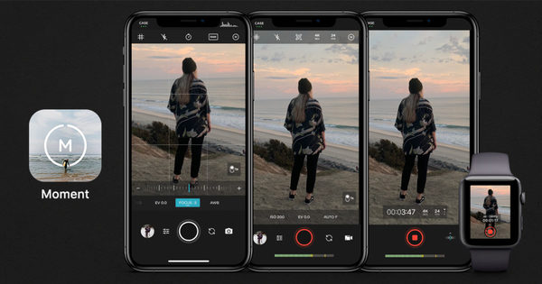 Moment - Pro Camera App - Manual photo and video camera