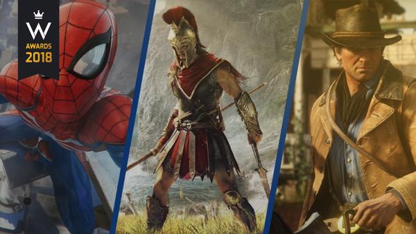 WANT Gaming Awards: Stem op je favoriete game en win prijzen