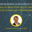 [WEBINAR] Mit moderner Business Intelligence zum Erfolg: Was Du beachten musst und wie Du schneller vorankommst