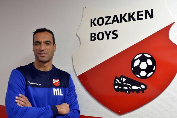 Michel Langerak maakt seizoen af bij Kozakken Boys