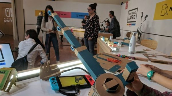 The Holidays are Nintendo Labo's Last Chance