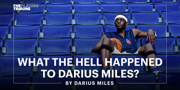 What the Hell Happened to Darius Miles?