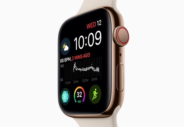 A Few Thoughts on Apple Watch Series 4