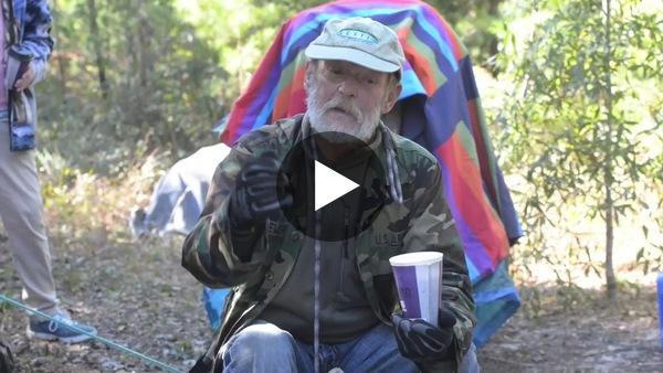 Community help homeless man Bobby Lee