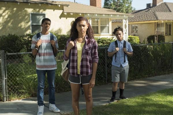 'On My Block' es la serie más maratoneada de 2018 en Netflix