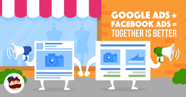 How to Combine Google Shopping Ads with Facebook Ads to Win in 2019