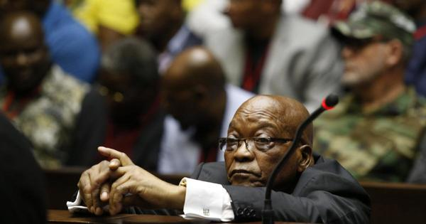 Court to deliver judgment on Zuma legal fees | eNCA