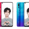 Officiële persrenders tonen Huawei Nova 4 in vol ornaat