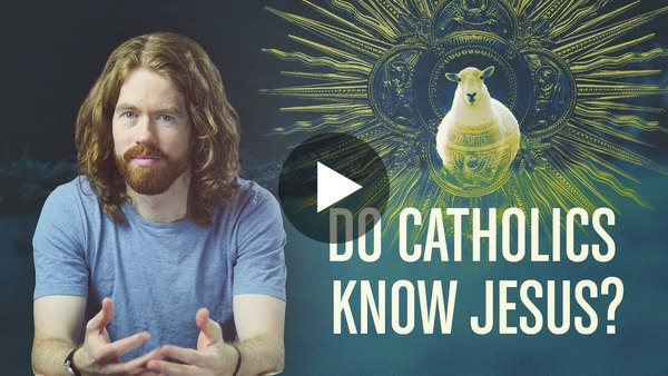 Do Catholics Have a Relationship With Jesus?