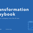 AI Transformation Playbook How to lead your company into the AI era - Landing AI