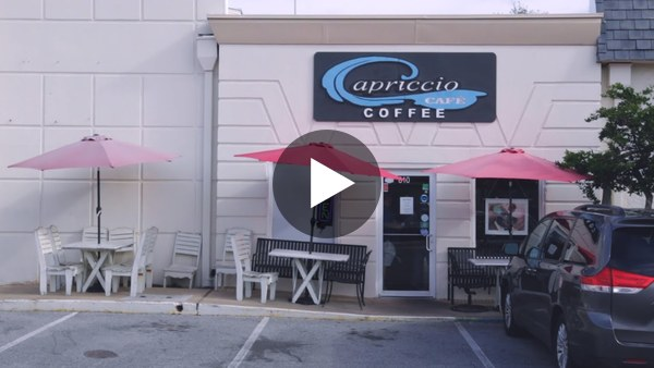 ITALIAN CAFE IN DESTIN, FL