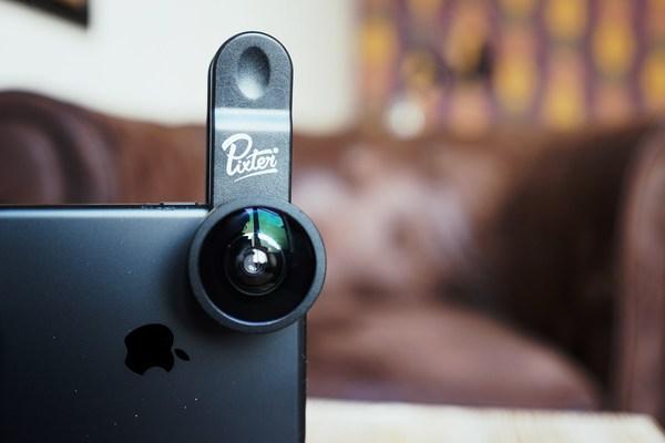 Test des objectifs Pixter pour smartphone
