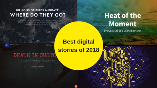 The 40 best digital stories of 2018 listed for you by Hackastory