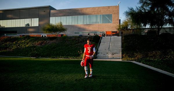 Wie eine Familie ihren Sohn durch Football verlor
