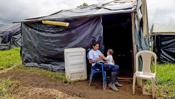 Wie sich Ex-Kämpfer der FARC-Guerilla heute ernähren