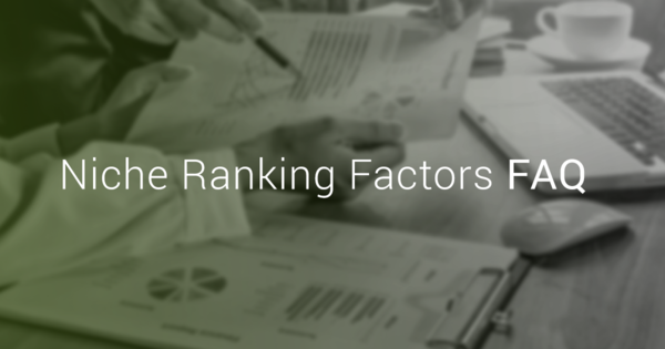 Niche Ranking Factors FAQ - Searchmetrics SEO Blog