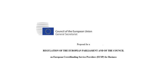 Oproep brancheorganisatie ECN aan landen om Crowdfunding voorstel Europese Commissie te steunen