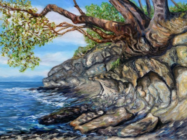 Sea and Shore by Terrill Welch | Artwork Archive