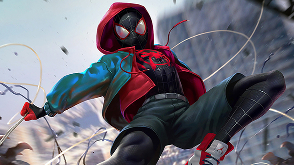 Spider-Man: Into The Spider-Verse Review - onvoorstelbaar!