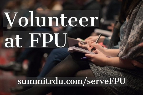 Passionate about stewardship? Volunteering in Financial Peace University is a great way to serve others. Click the image above to learn more about serving with us.