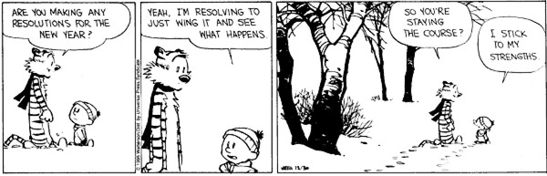 © Bill Watterson - Calvin and Hobbes