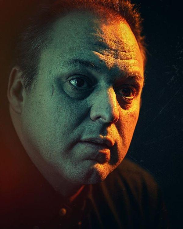 Portretteerde ik Frans Bauer voor De Zelfkrant