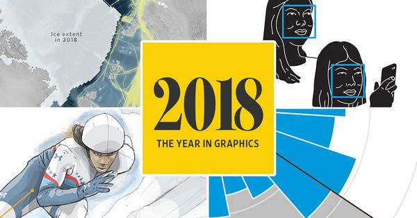 The Year in Graphics: 2018