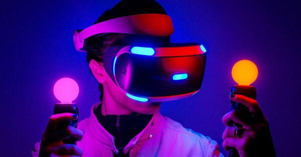PlayStation VR has had a quietly awesome year