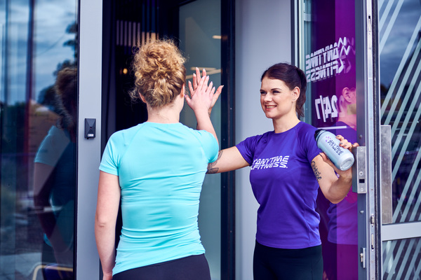 Anytime Fitness in Nederland: Get to a Healthier Place
