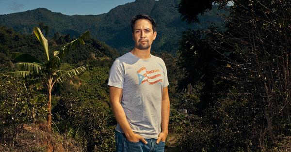 (2.) The NY Times: Lin-Manuel Miranda's Passion for Puerto Rico