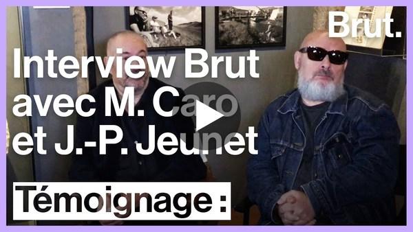 Brut a rencontré Marc Caro et Jean-Pierre Jeunet