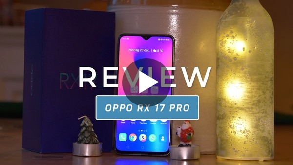 OPPO RX17 Pro review (Dutch)