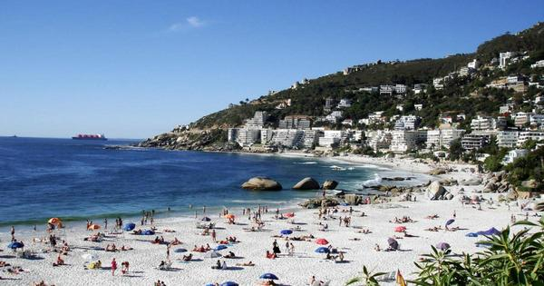 #OccupyClifton beach protest set to begin | eNCA
