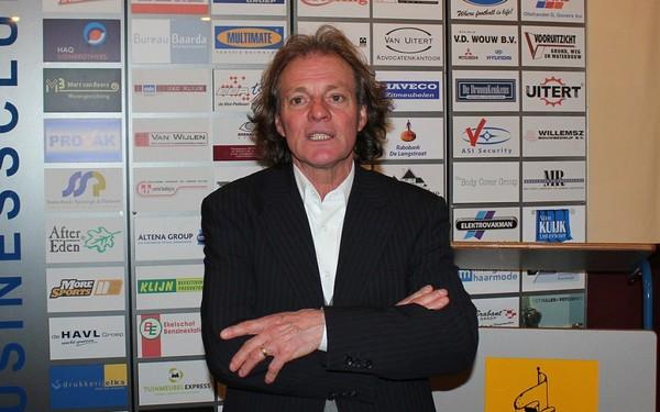Ad van Seeters nieuwe trainer Almkerk