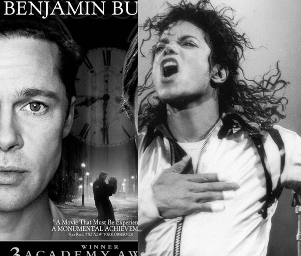 Michael Jackson c'est un peu Benjamin. Benjamin Button.
