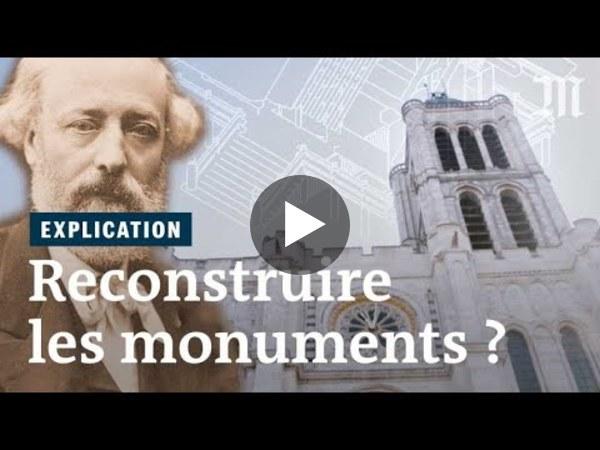 Faut-il reconstruire les monuments détruits ?