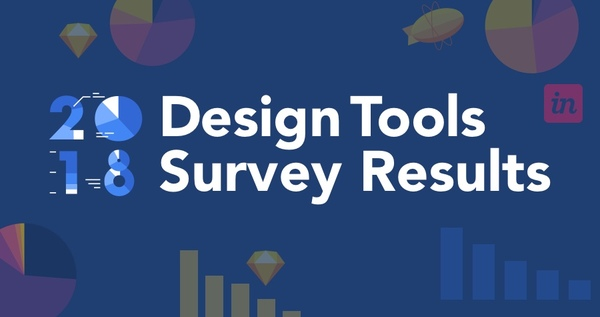 The 2018 Design Tools Survey results are in...