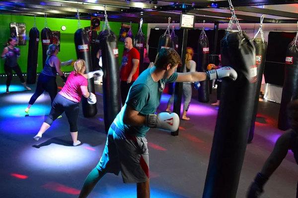 Rockstar Kickboxing in Fort Walton Beach
