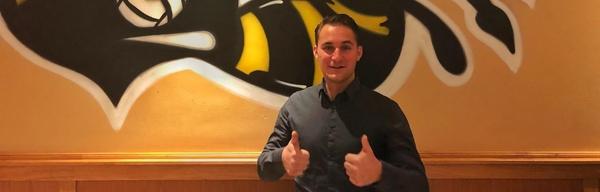 Nigel Branderhorst nieuwe trainer SSC'55